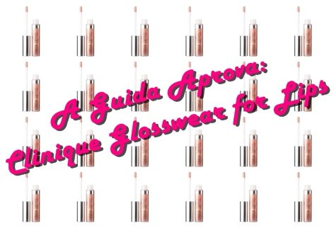 Clinique Glosswear for Lips