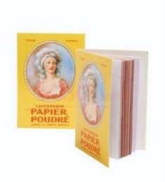 papier poudré