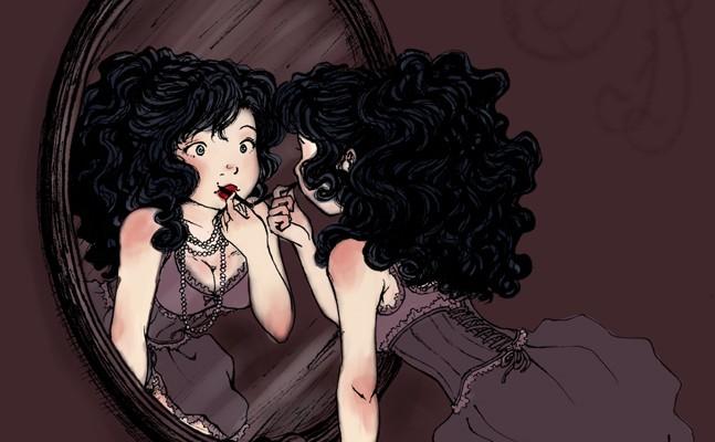 Eu e a Maquilhagem