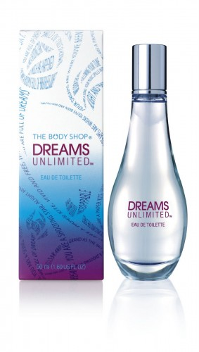 perfume dreams unlimited tbs body shop