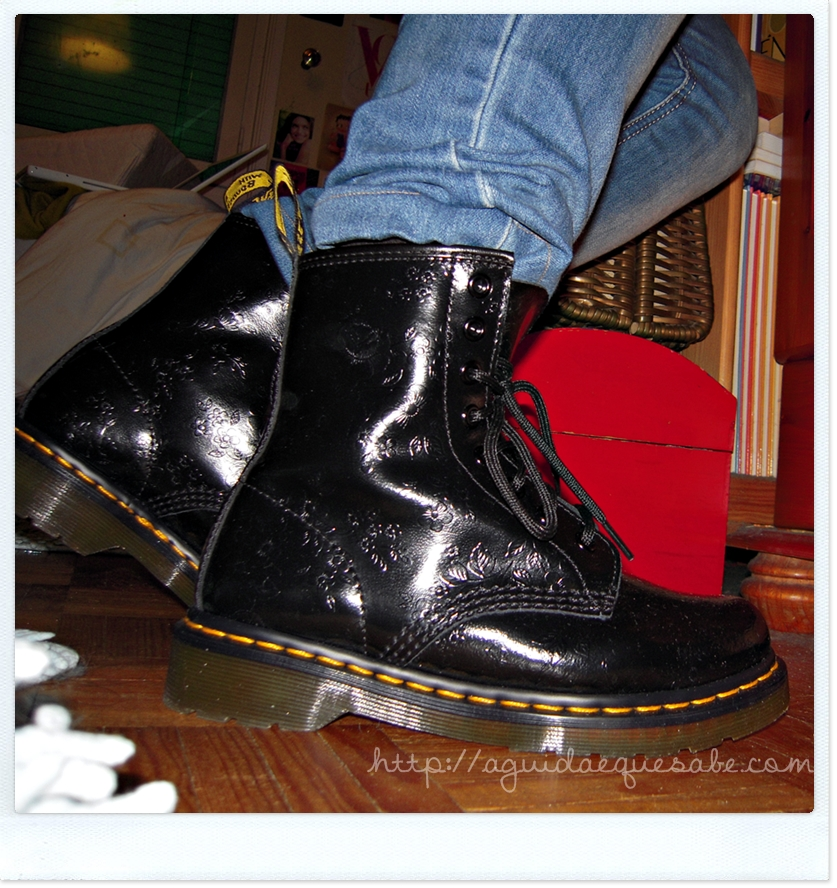 Botas Dr Martens Boots