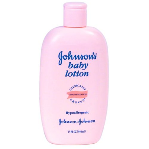 pink lotion johnson's