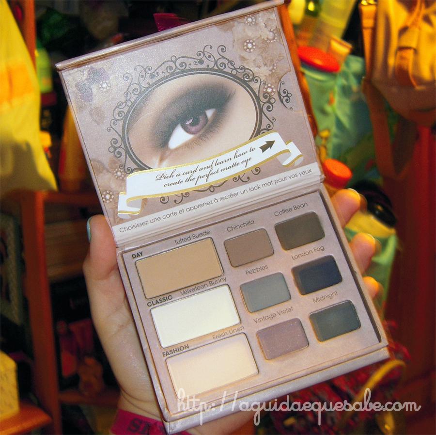 matte eye too faced paleta