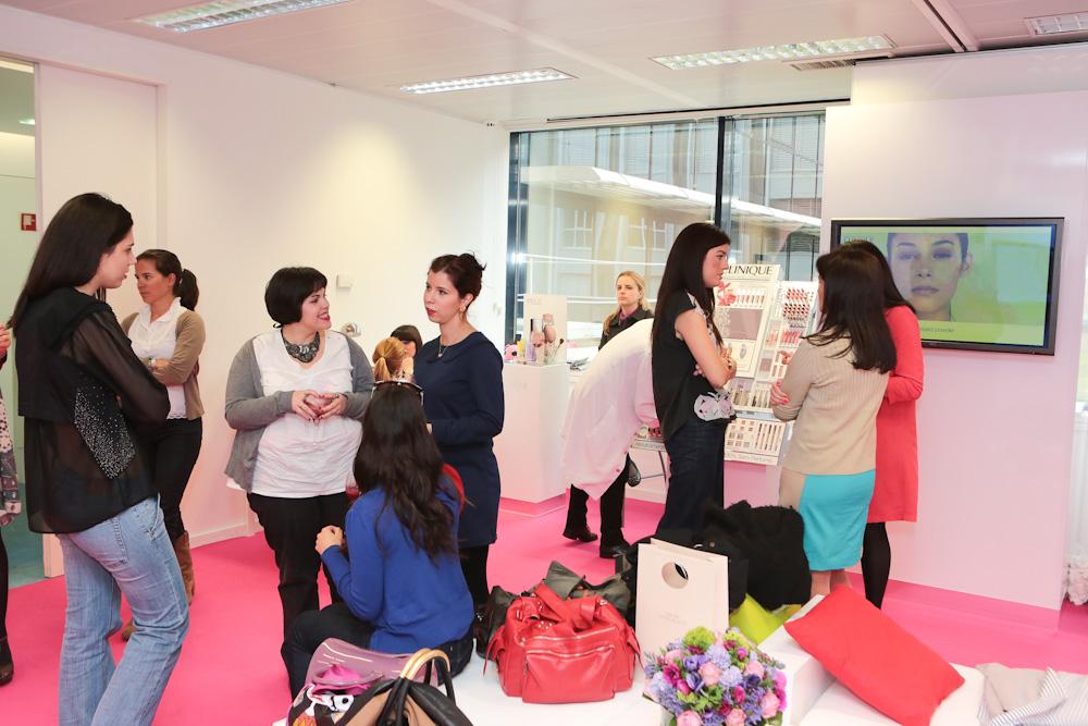 clinique maquilhagem makeup skincare foil bloggers