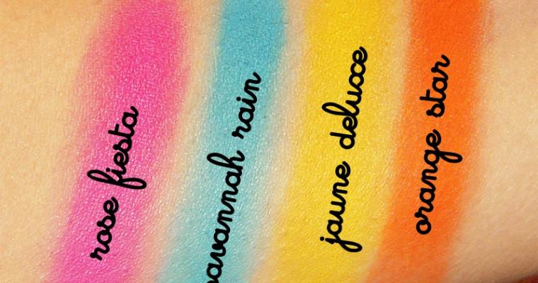 Sombras Coloridas – Peggy Sage