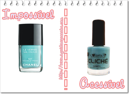 verniz esmalte azul nouvelle vague chanel cliché portugal i love cats