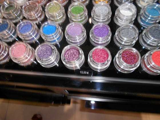 Inglot maquilhagem profissional low cost