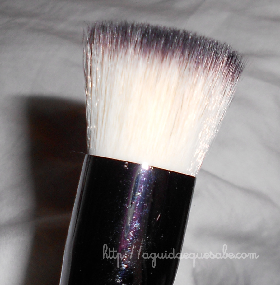 argent makeup pincel 101 base flat brush maquilhagem portuguesa portugal