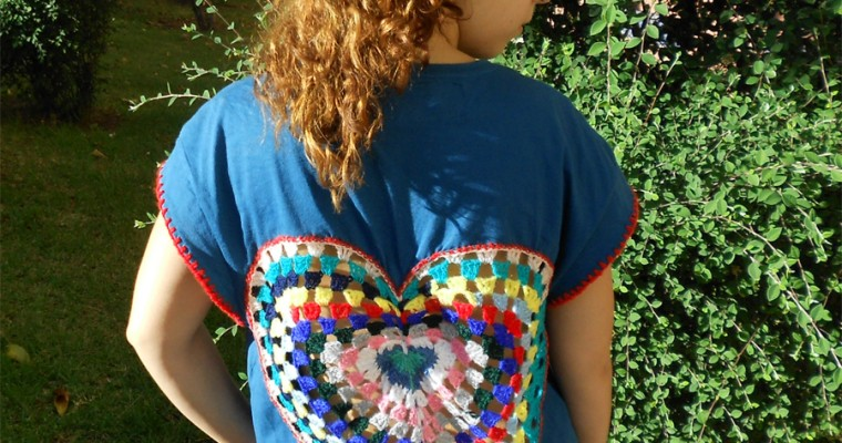 Camisola do Coração – Coisas da Ju