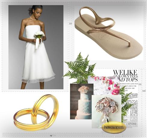 havaianas sandálias ootd lotd outfit do dia look noiva passatempo grátis