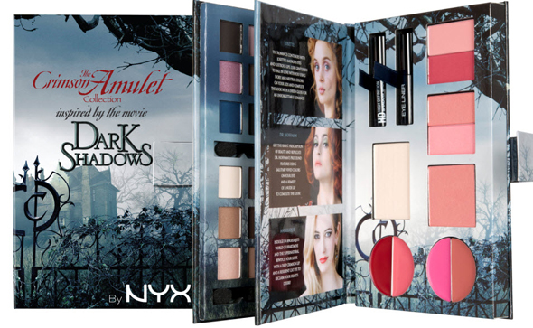 Dark Shadows – Maquilhagem NYX