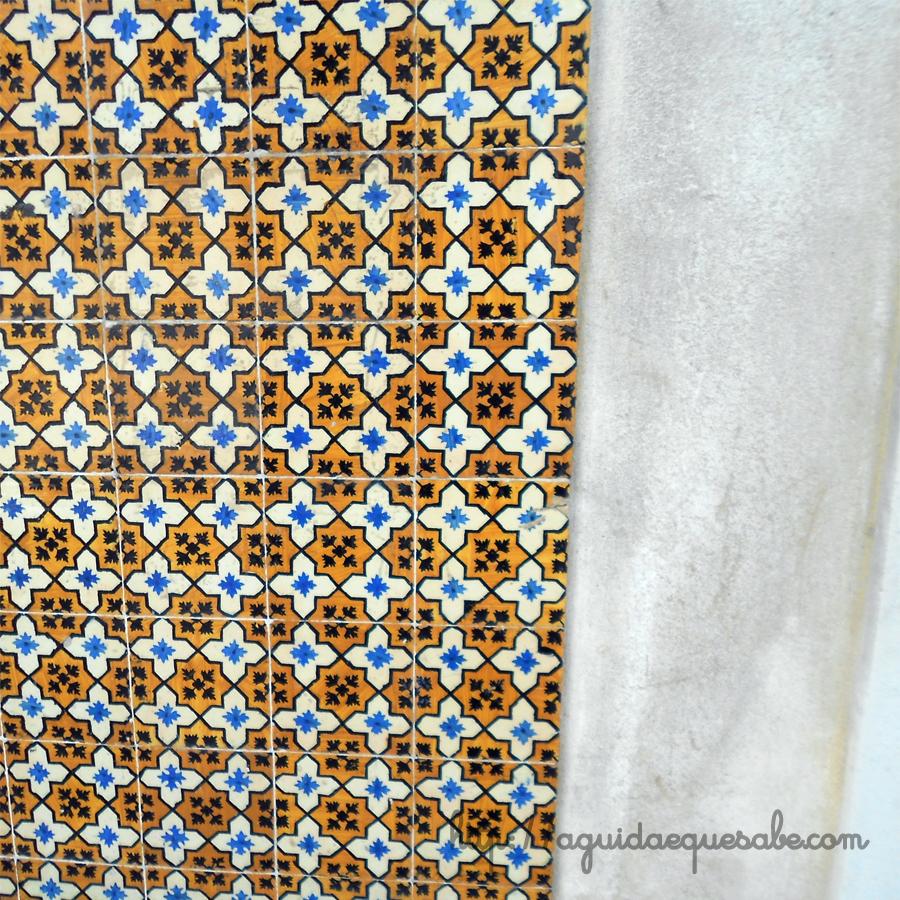 abrantes castelo santarém centro de portugal mação interior azulejo português vintage