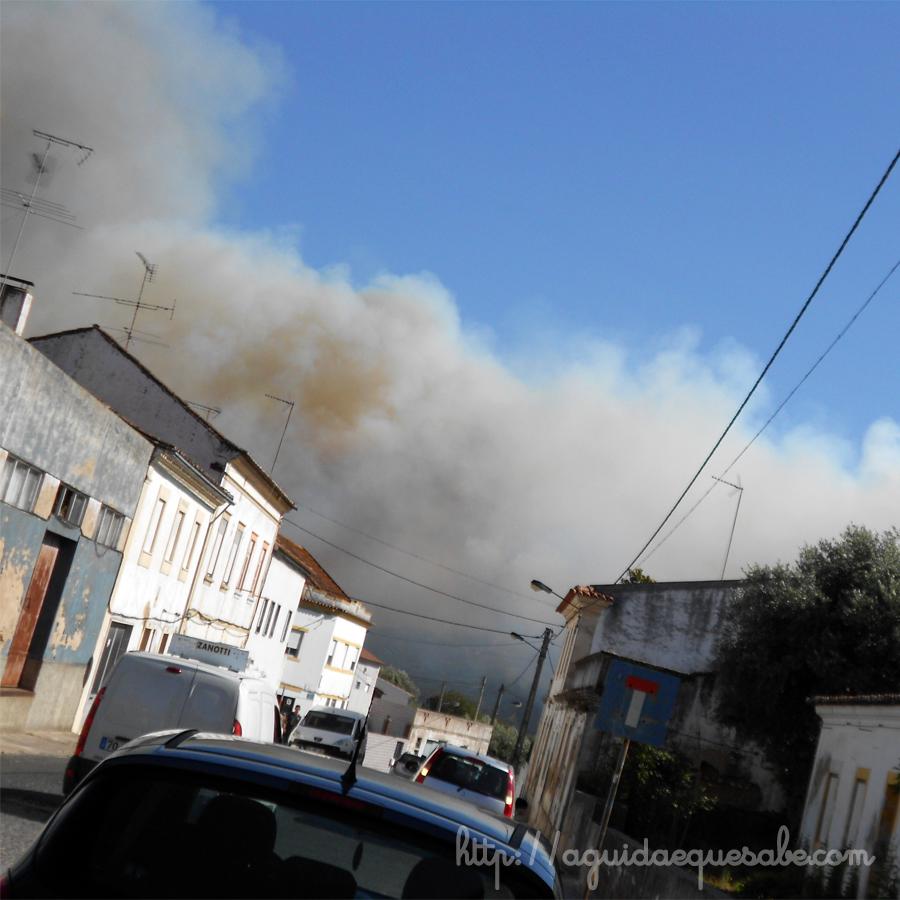 abrantes castelo santarém centro de portugal mação interior incêndios