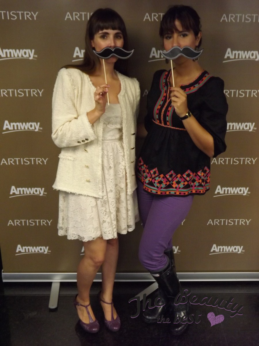 artistry amway beleza maquilhagem the beauty and the best