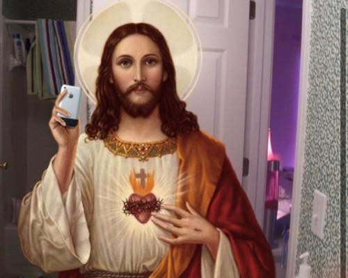 Pai Natal, se és solidário, o telemóvel é para mim.