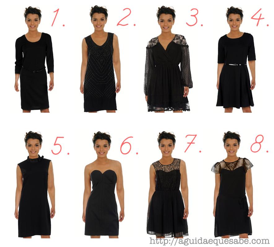 vestido preto vestidos little black dress lbd look do dia lotd ootd outfit spartoo