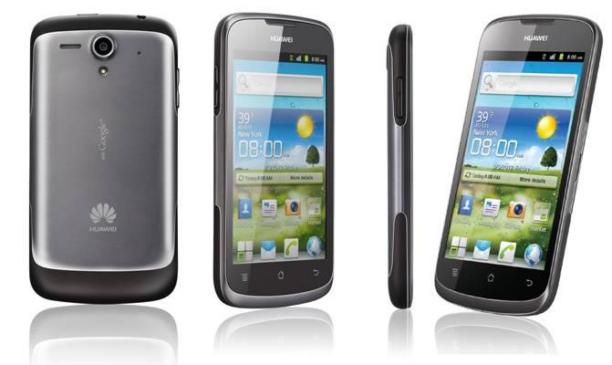 Habemus Android! – Huawei Ascend G300