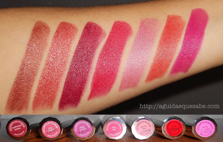avon maquilhagem maquiagem makeup batom perfect kiss review swatch opinião