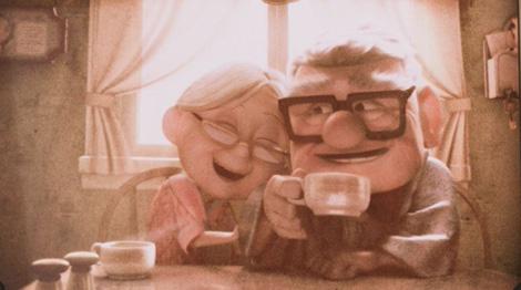 up disney pixar histórias de amor eterno perguntas e respostas