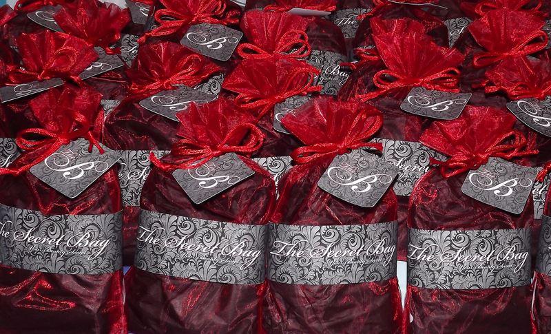 the secret bag beauty box subscrição mensal maquilhagem beleza review resenha argent makeup