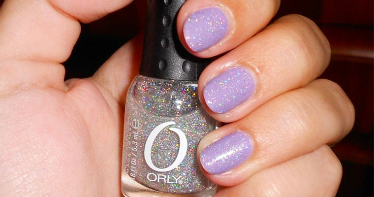 Prisma Gloss Silver – Orly