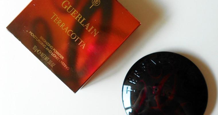 Guerlain Terracotta – Medalha de Bronze