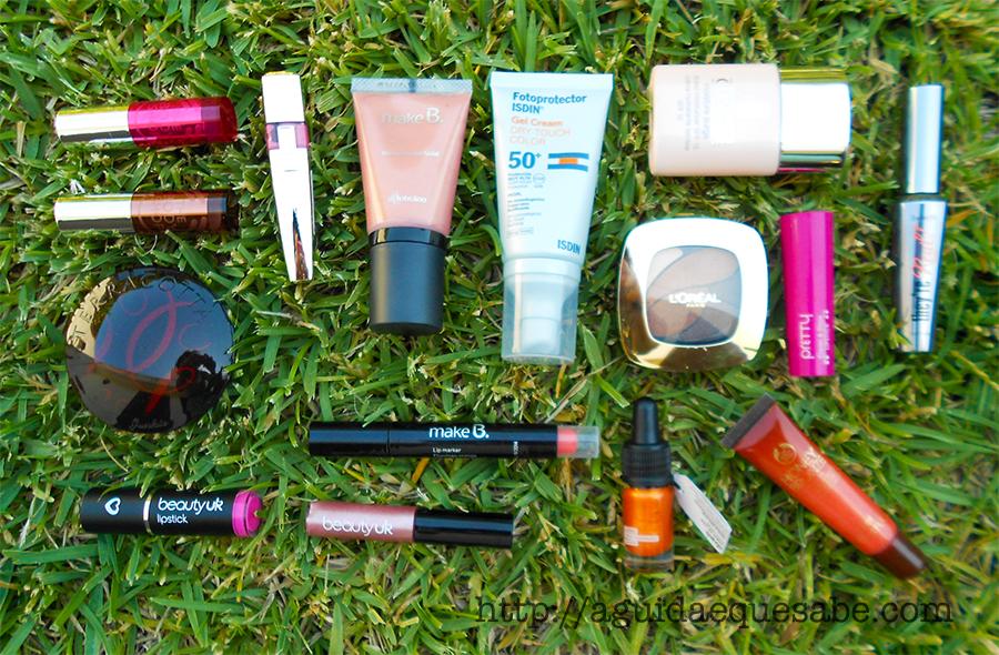 férias maquilhagem necessaire maquiagem makeup beauty beleza review resenha swatch bronze