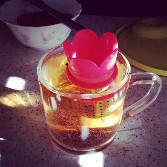 coador chá ikea tea infusor