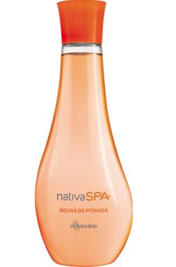 água de colónia perfume fragrância boticário pitanga nativa spa