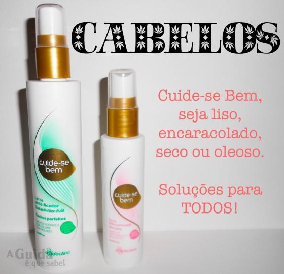 cabelos cronograma capilar cc cuide-se bem boticário spray humidificador cachos óleo capilar