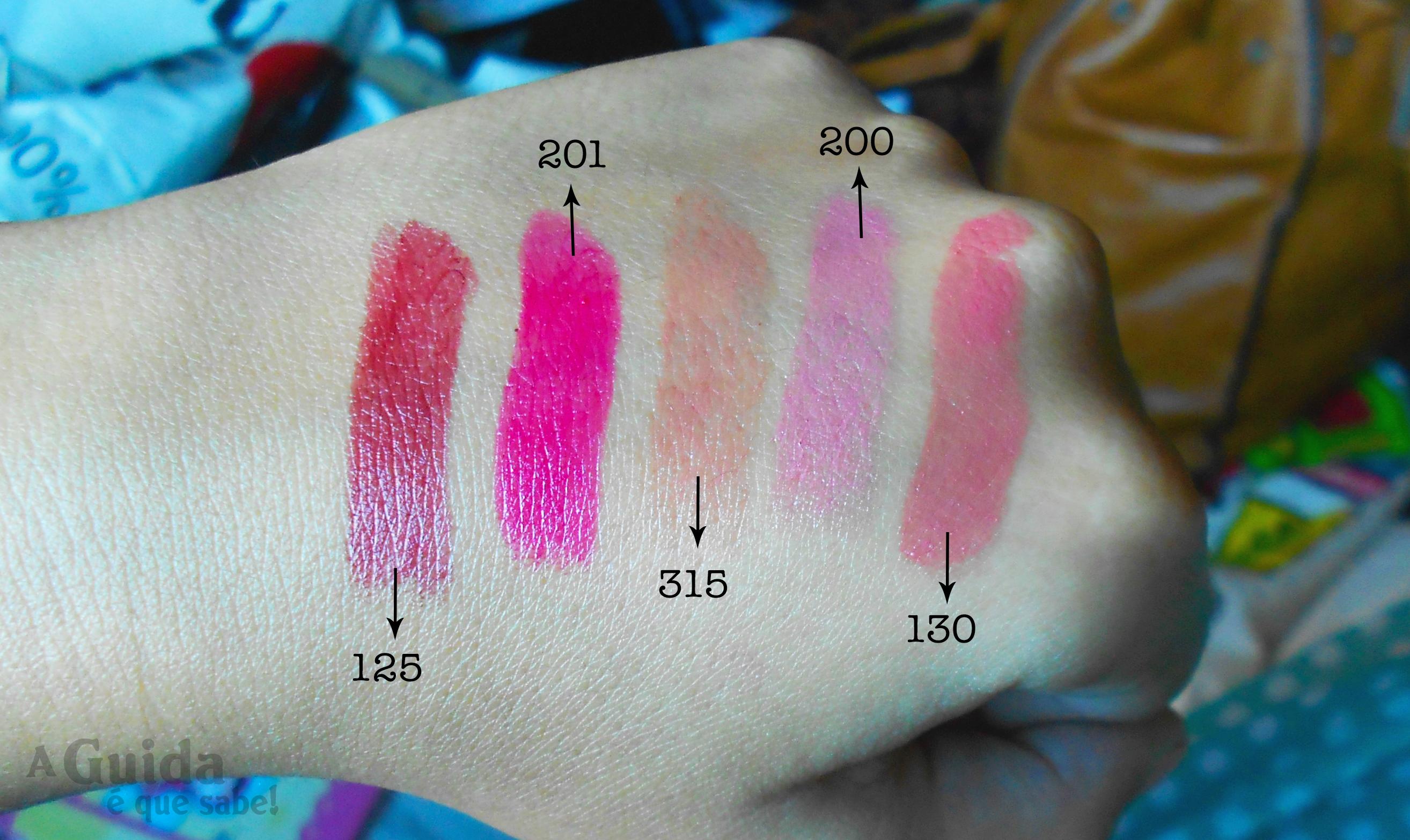 batom lipstick makeup maquilhagem cruelty free vegan the body shop review swatch resenha color colour crush
