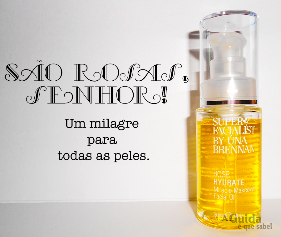 una brennan superfacialist óleo rosto review resenha swatch beleza beauty must have