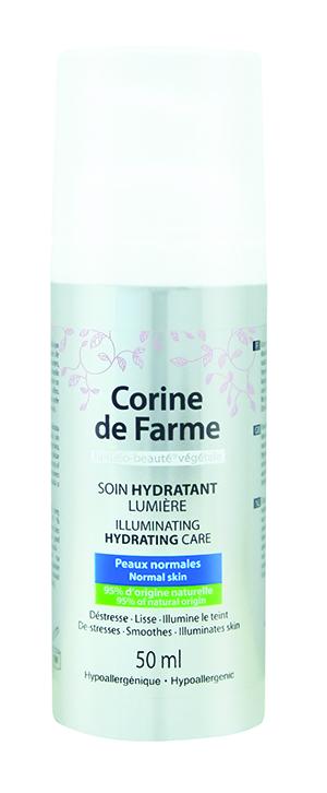 corine de farme homeo beaute vegetale creme hidratante review resenha blog beleza saúde