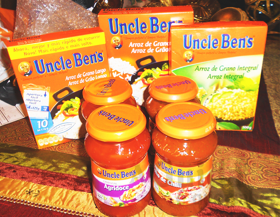 arroz uncle ben's youzz cozinha culinária receitas
