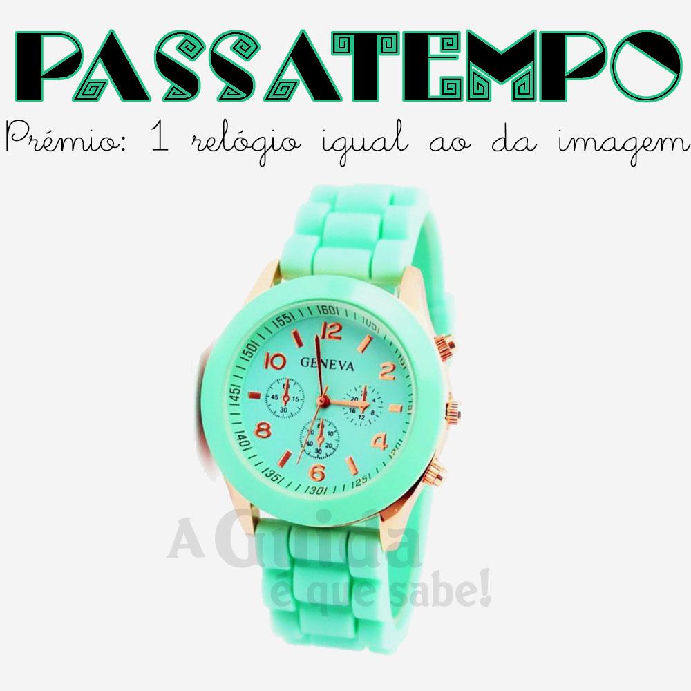 passatempo sorteio giveaway concurso relógio ebay aliexpress geneva moda lotd ootd look do dia outfit acessórios