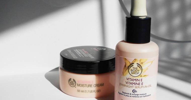 É vitamina, E! – The Body Shop