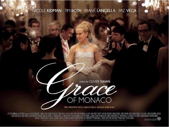 grace kelly grace of monaco nicole kidman filme imdb review opinião