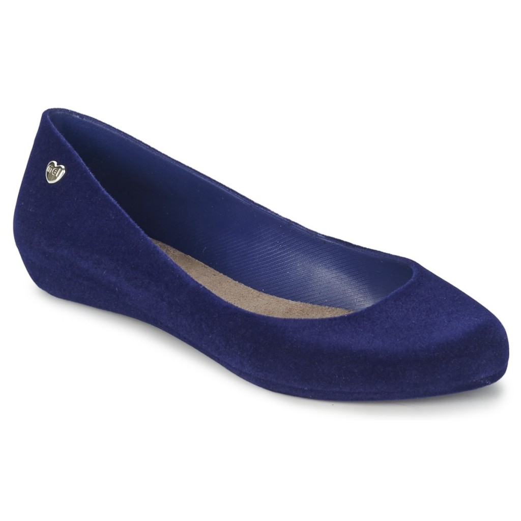 sapatos melissa mel pop zaxy azul flocado veludo velvet moda sapatos sabrinas calçado look do dia lotd ootd trendy blog fashion