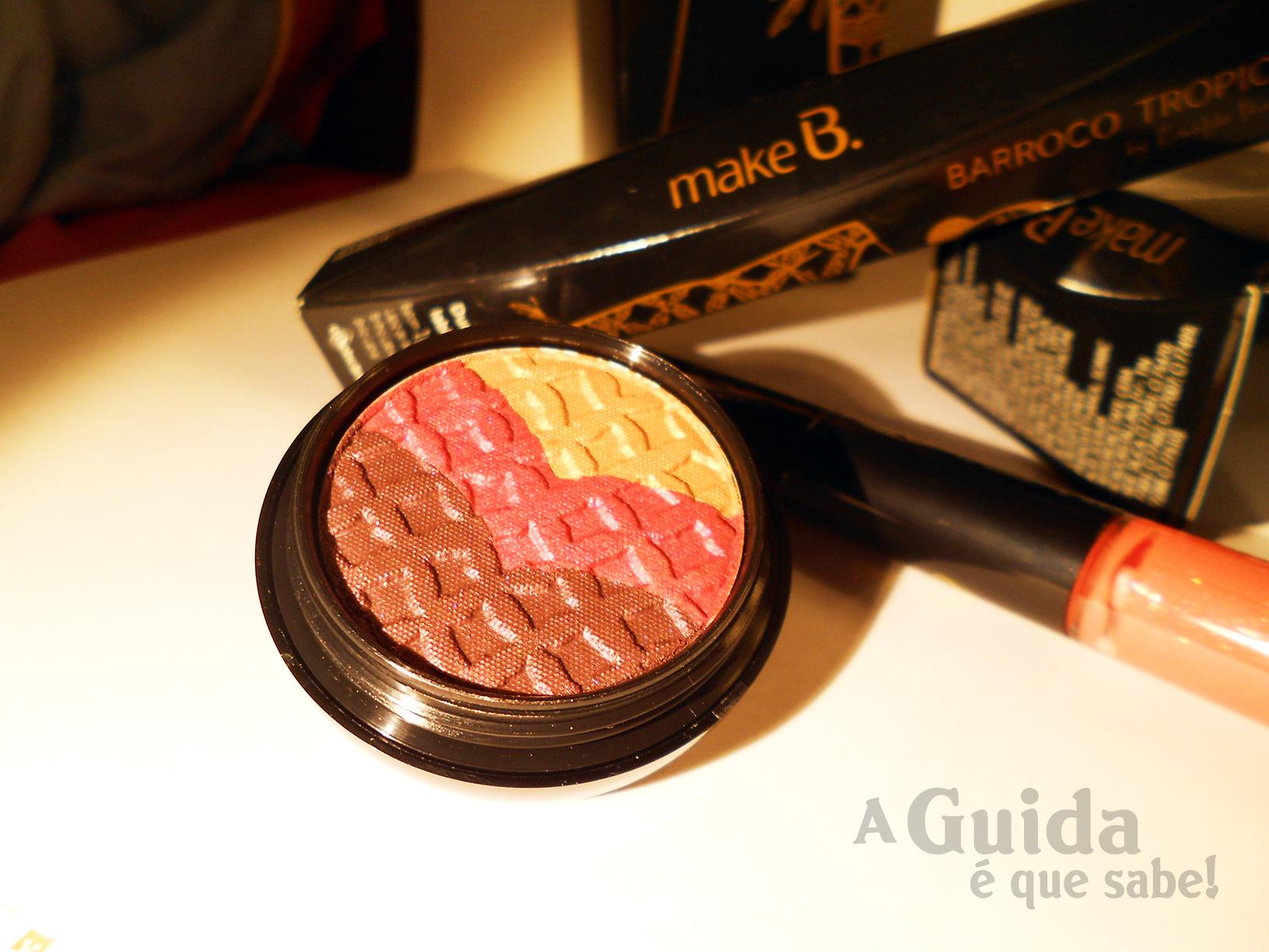 boticário make b barroco tropical perfume fragrância edt eau de parfum maquiagem maquilhagem makeup review opinião resenha swatch beauty blog beleza