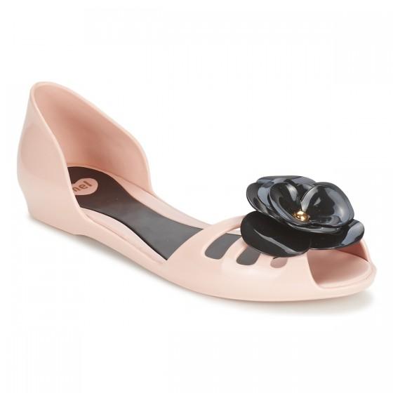 calçado sapatos sabrinas sandálias mel melissa zaxy fashion moda ootd look do dia lotd