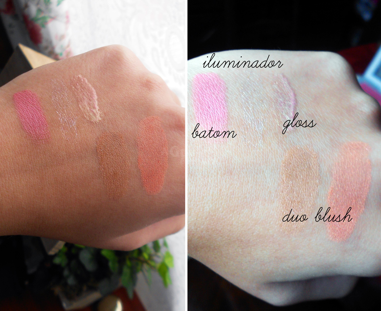 sereias urbanas intense boticário edição limitada maquilhagem maquiagem makeup beauty review swatch resenha opinião