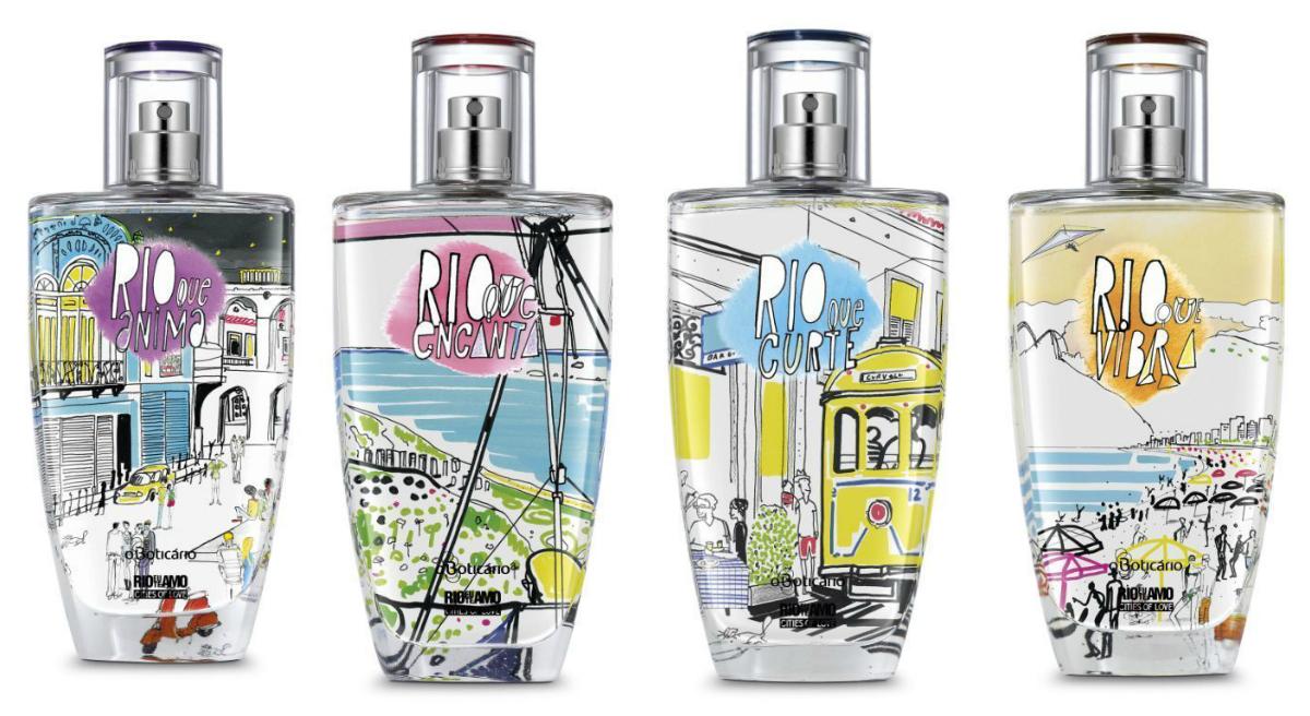 perfume edt eau de toilette parfum rio eu te amo boticário fragrâncias review resenha blog