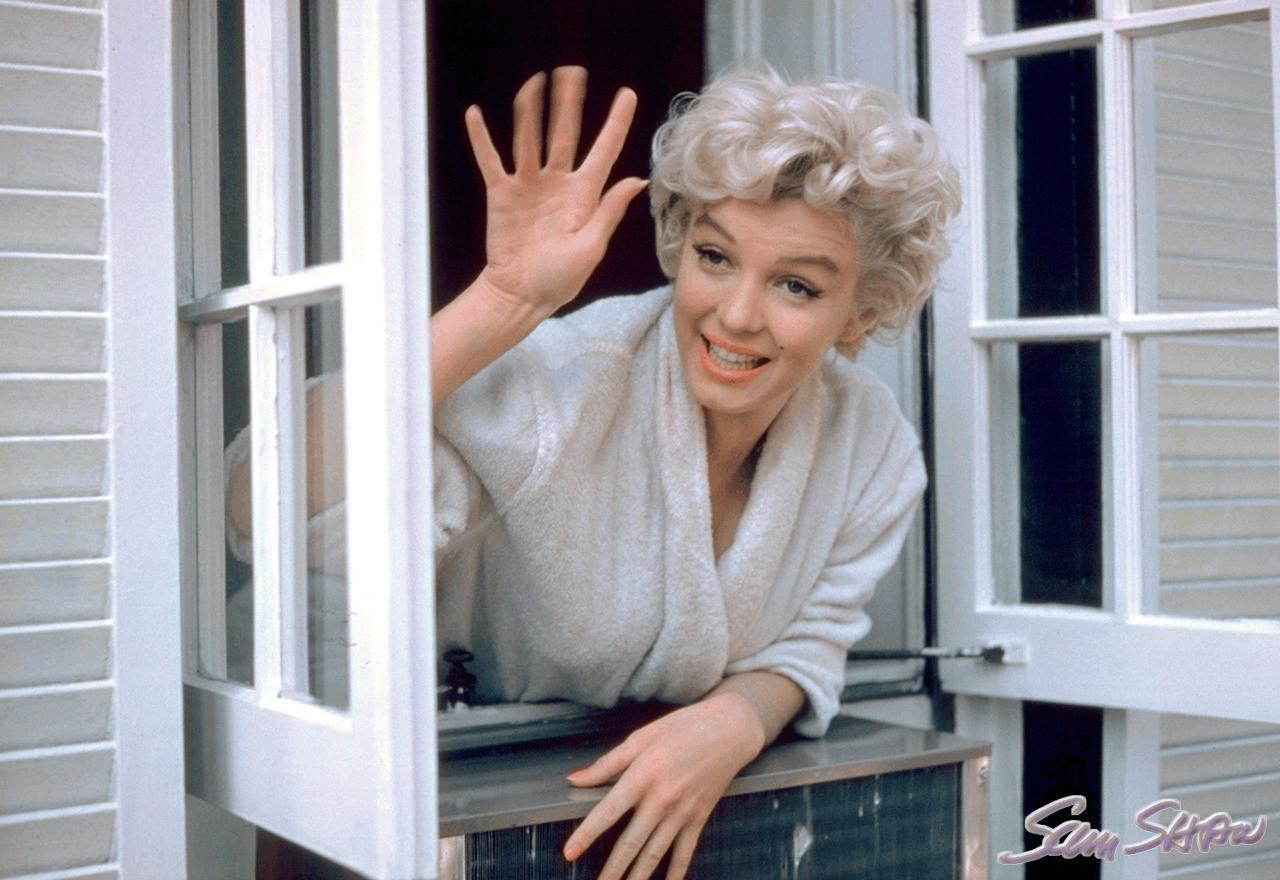 Marilyn Monroe no filme The Seven Year Itch (1955)