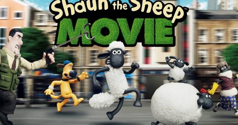 A Ovelha Choné – O Filme