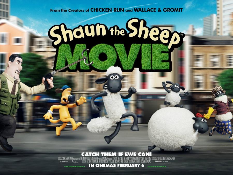 ovelha choné filme desenhos animados nici review cinema