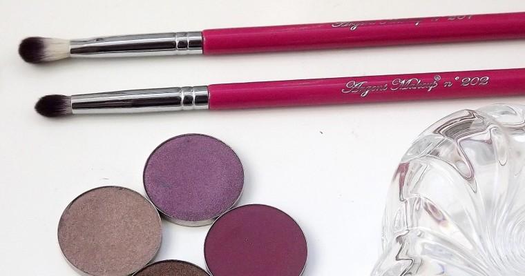 Passatempo de Aniversário #2 – Kit de Pincéis Argent Makeup