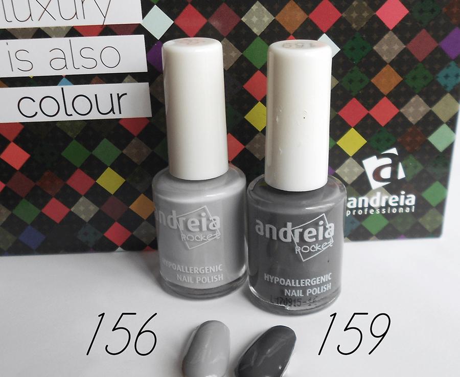 verniz andreia professional higicol grey esmalte manicure unhas cinzento edição limitada review resenha swatch opinião inbeauty expocosmética