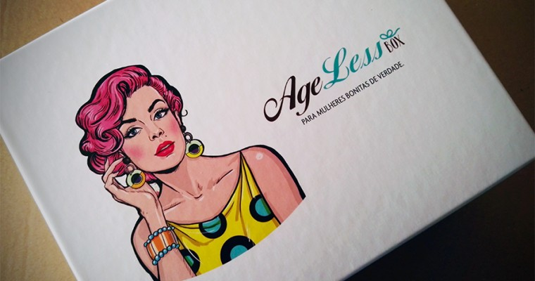 AgeLess Box – A Nova Beauty Box Portuguesa + Passatempo