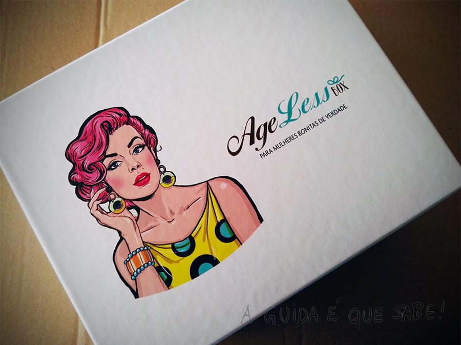 ageless box beauty bag beleza maquilhagem makeup review swatch opinião resenha blog