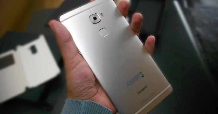 Tudo Sobre o Huawei Mate S